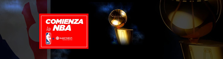 VUELVE LA NBA